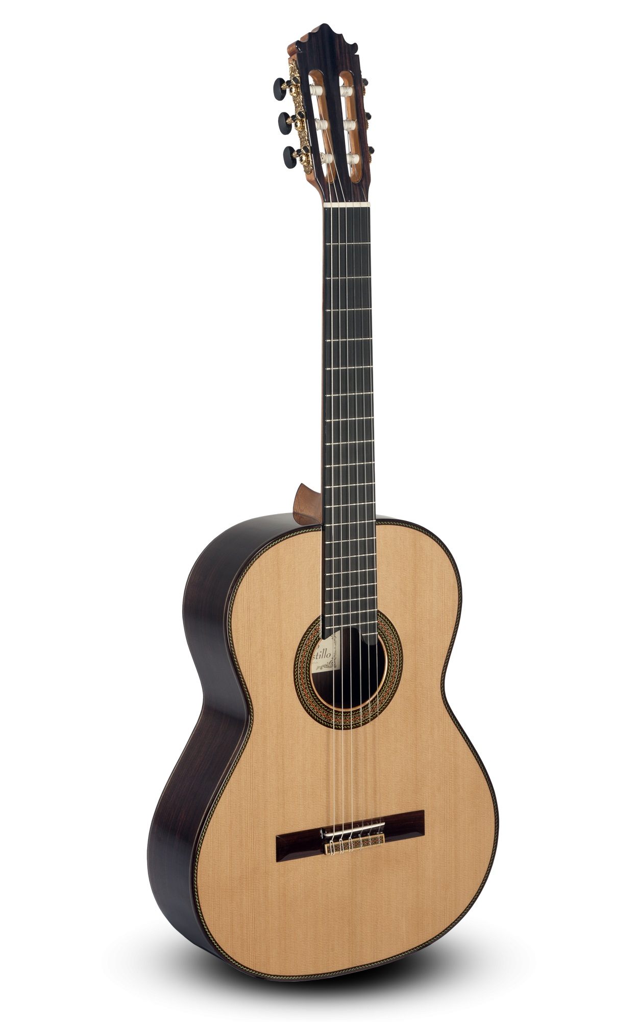 Left-handed Classical Guitars