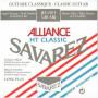 SAVAREZ Cl. guitar Aliance-HT Classic Red/Blue mixed tension 540ARJ