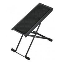 K&M Footrest Black 1467001455
